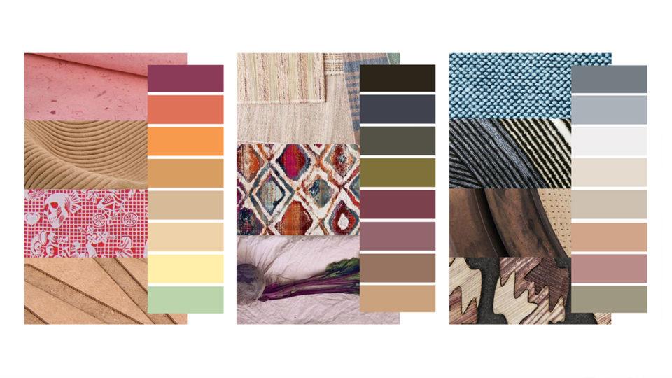 Latinx user group; 2020; winter holidays; color palettes; gathering; celebration