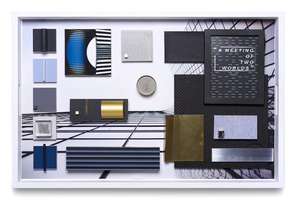 material landscape; automotive; cmf