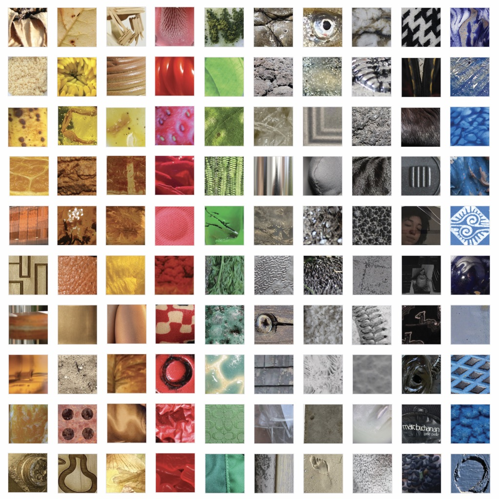 Color identity palette; 100 images; hues ; overarching color palette; identity