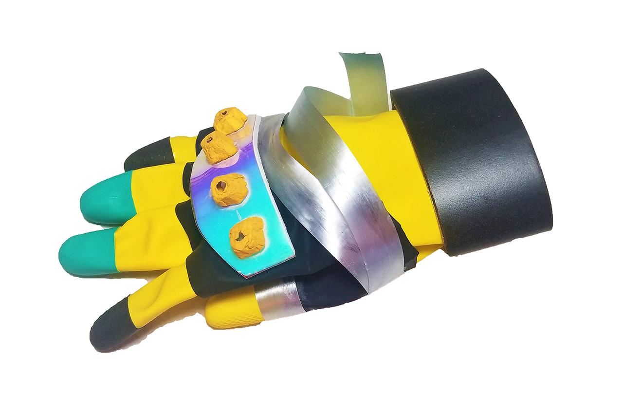 Prototype; recyclable materials; Glove; Functionaal concept