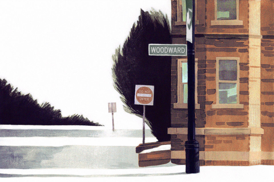 Woodward Ave