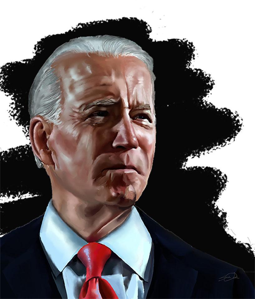 Joe Biden Face