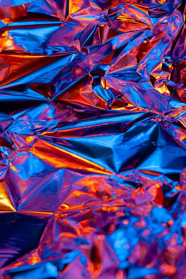 Multi-Colored Tinfoil