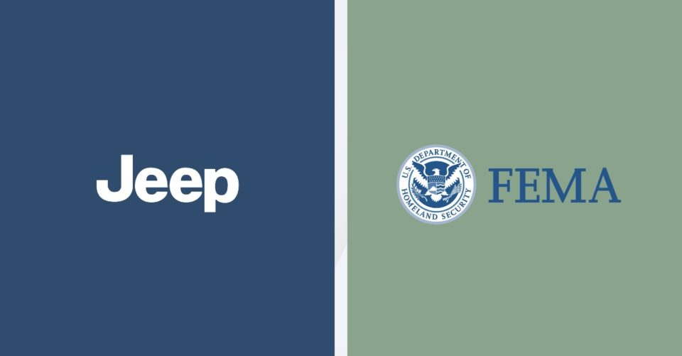 Jeep Gladiator is partnering with FEMA to help assist in natural disaster relief.
