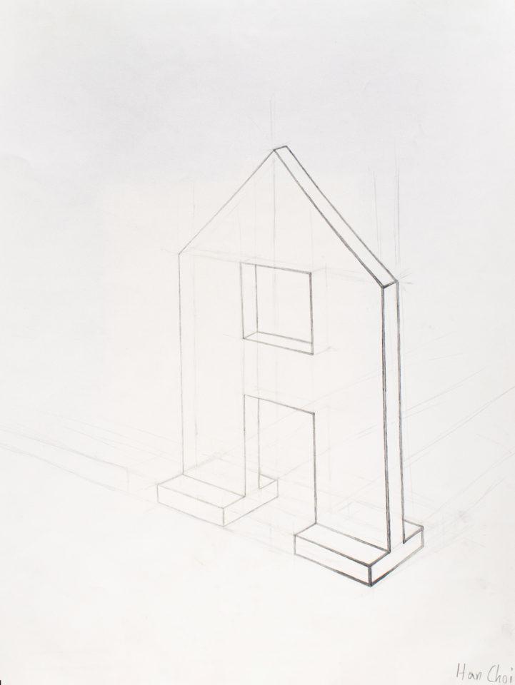3 pt. House Façade