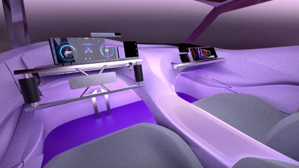 exterior design; render; Transportation design