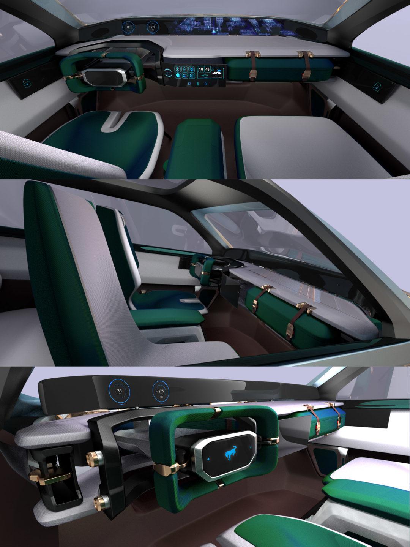 3D modeling; Alias SubD; Zburhs; Vred