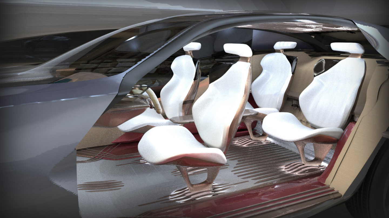 interior design; render; Transportation design