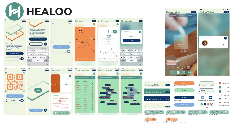 systems design thinking; UI design