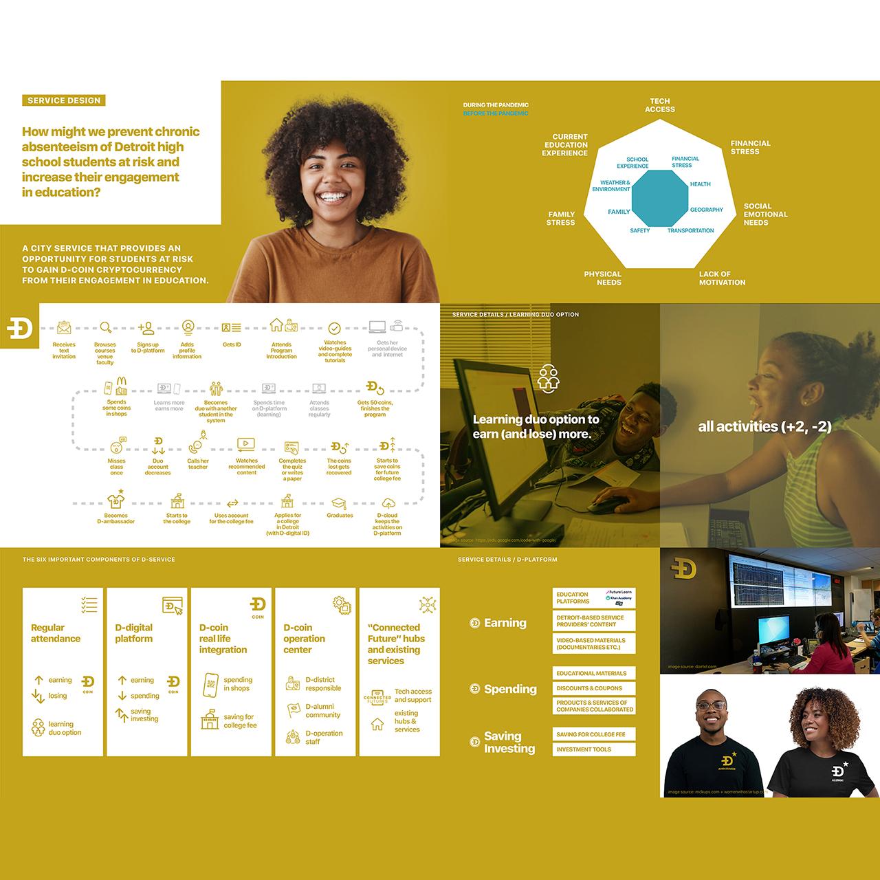 systems design thinking; service design